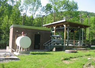Main Pump Station