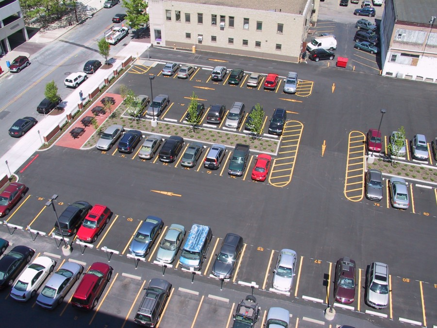 parking lot design - photo #44