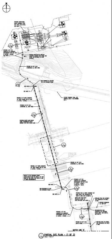 800 kv transmission line
